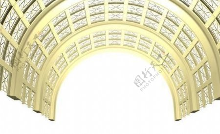 建筑构件之杂项3D模型e001