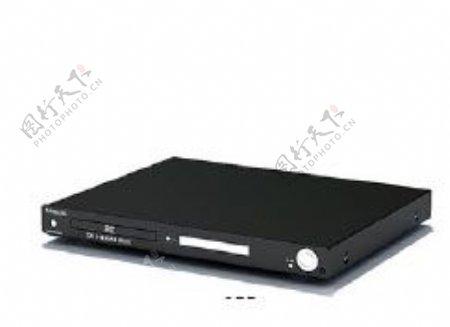 影碟机3d模型电器模型图片12