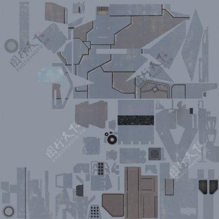 机械模型图
