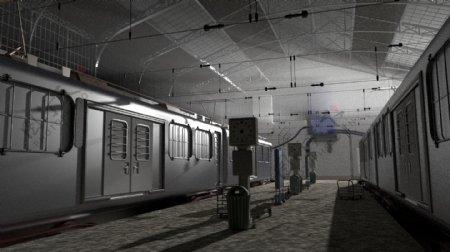 17市火车站半条命2