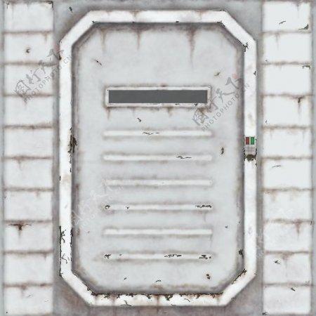 金属其他3d模型材质办公家具184