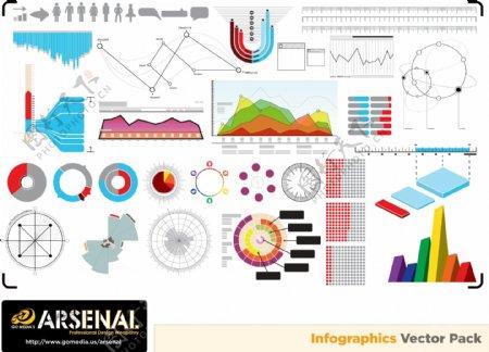金融商业矢量图图片