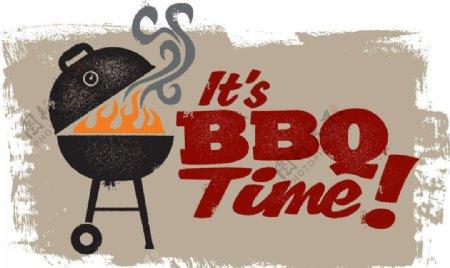 烧烤图标图片