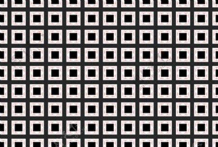 正方形图案底纹黑图片