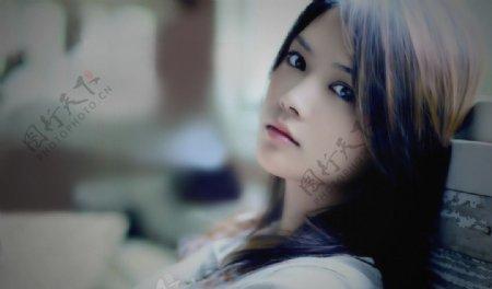 美女壁纸图片