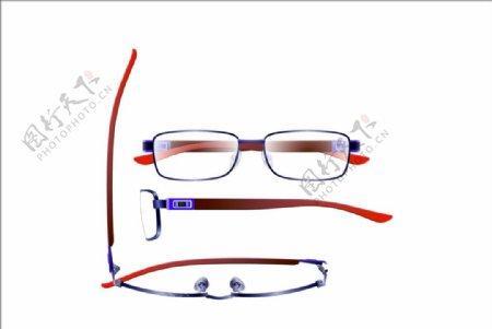 光学眼镜图片