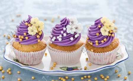 奶油蛋糕图片