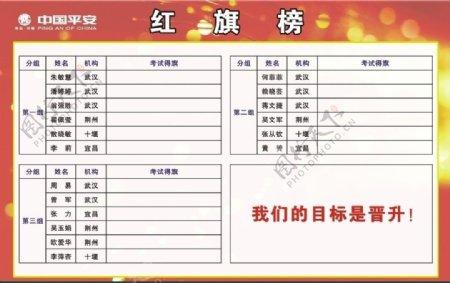 中国平安海报图片