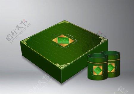 桑叶茶包装盒