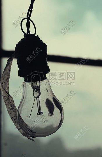 光电灯泡理念物联网电特许自由图像