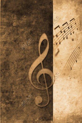 复古音乐素材