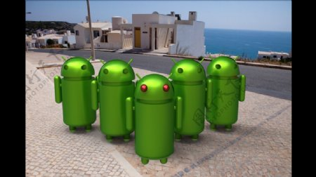 Android集团伊朗