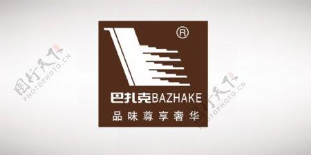 巴扎克logo