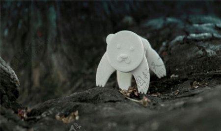 软木小熊3D打印模型
