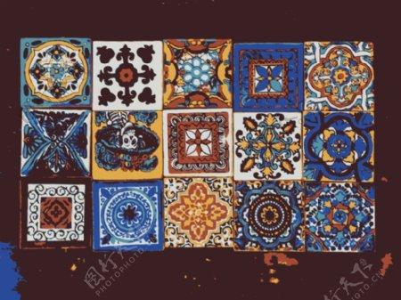 墨西哥瓷砖