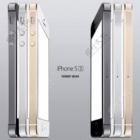 iPhone5S模板图片