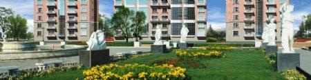 虹欣家园环境设计图片