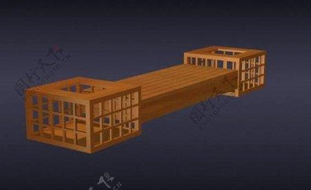 建筑构件之杂项3D模型e016
