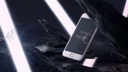 iphone6海报图片