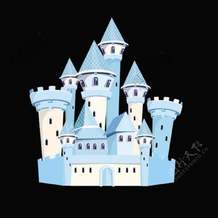 城堡宝宝宴效果图
