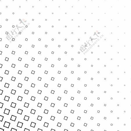 单色方形图案背景矢量设计摘要