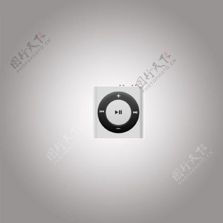 ipod播放器mp3播放器音乐播放器图标