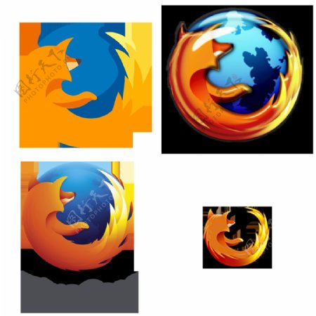 火狐浏览器图标ico免抠png透明素材