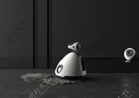 机器人MAX舒适生活从他开始
