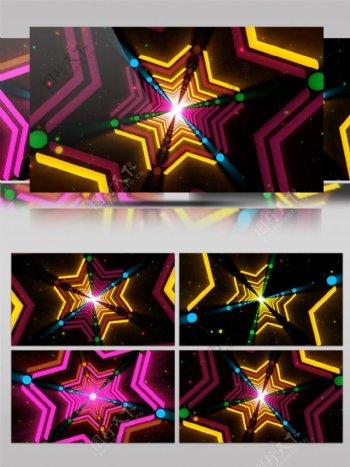 动感炫丽酒吧夜场VJ视频LED背景视频