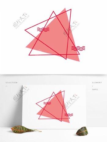 中国风元素纹理边框可商用简约