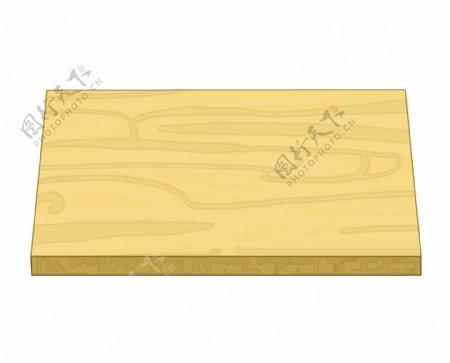 木纹拼花一块板子