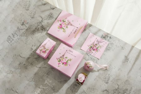 时尚礼物袋礼盒手提袋喜糖盒02