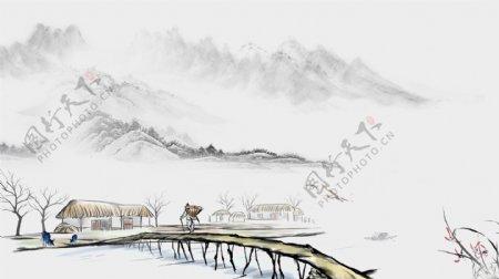 中国风PPT背景图片合集