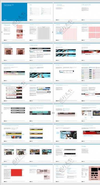 BBC网站设计规范手册