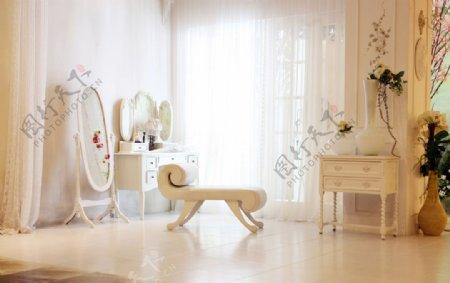 欧式家具影楼摄影4k高清壁纸