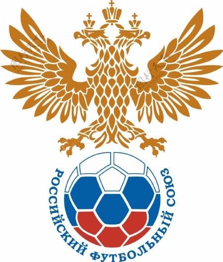 俄罗斯国家足球队队徽logo