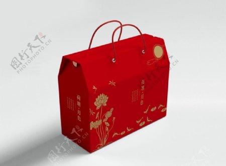 中秋包装手提盒