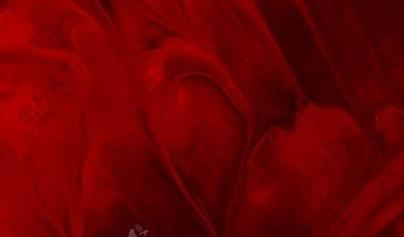 红底地产质感背景大图