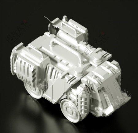 C4D模型