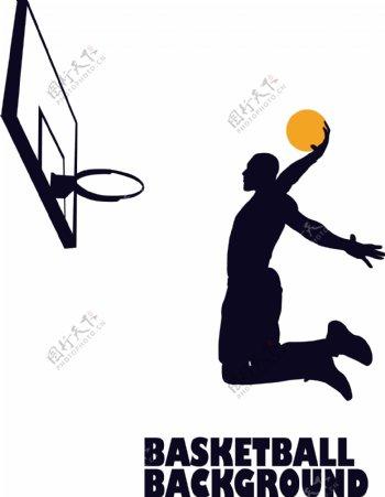 硅藻泥图案篮球扣篮乔丹