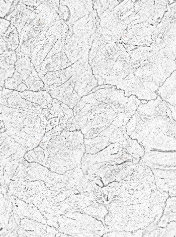 裂缝白色背景素材图片