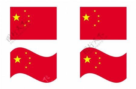 红旗国旗素材图片