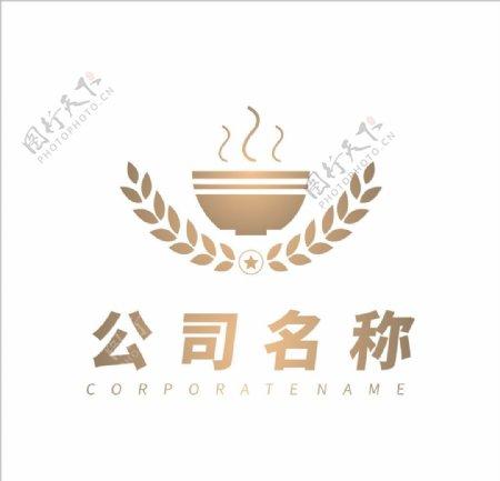 餐饮早餐店logo图片