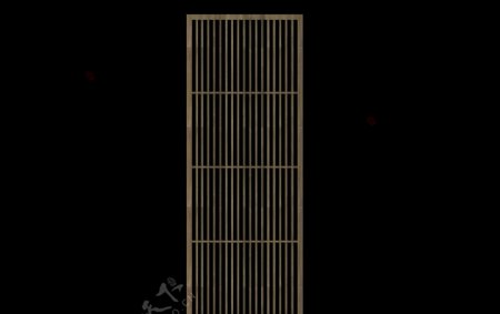 木质屏风图片