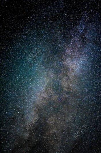 星光灿烂图片