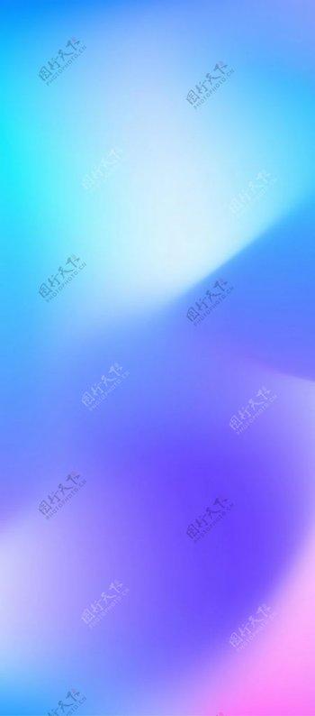 蓝色渐变图片