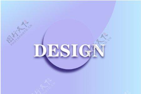 渐变蓝紫色背景kv设计图片
