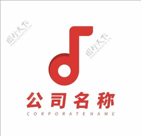 自媒体logo设计图片