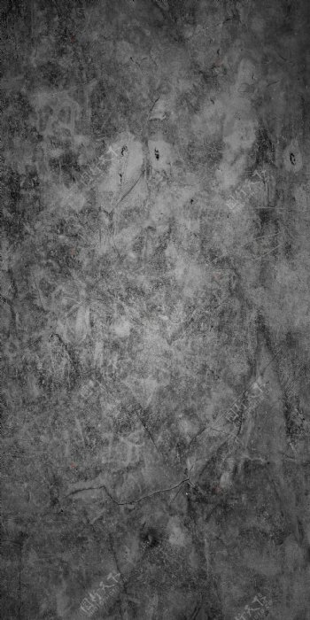 水泥岩石纹理黑色背景粗糙质感图片