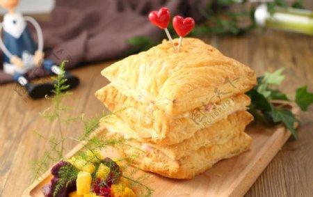 甜点点心面包图片